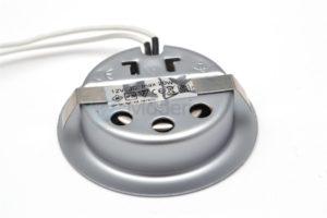 یک لامپ توکار