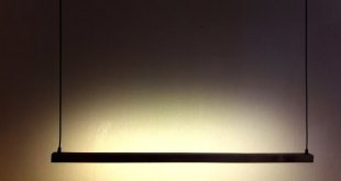 چراغ آویز روشن
