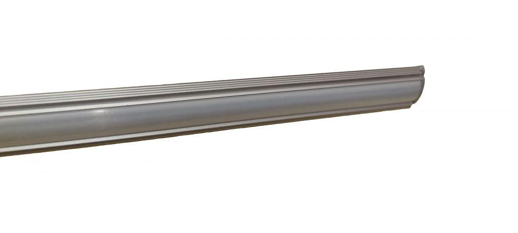 لامپ خطی کنجی با بدنه آلومینیومی و با طول و عرض 16 میلی متر سطح مقطع