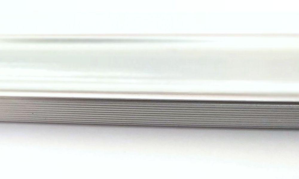لامپ خطی تخت از نوع دفنی بدنه آلومینیومی با عرض 16 میلی متر و عمق 10 میلی متر