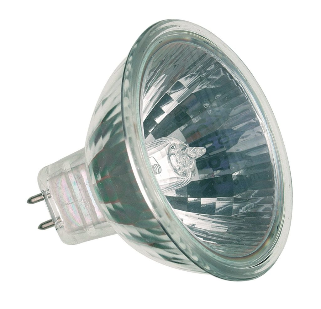 لامپ هالوژن